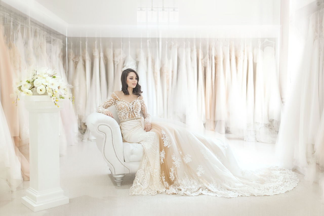 Robe de mariage 2020