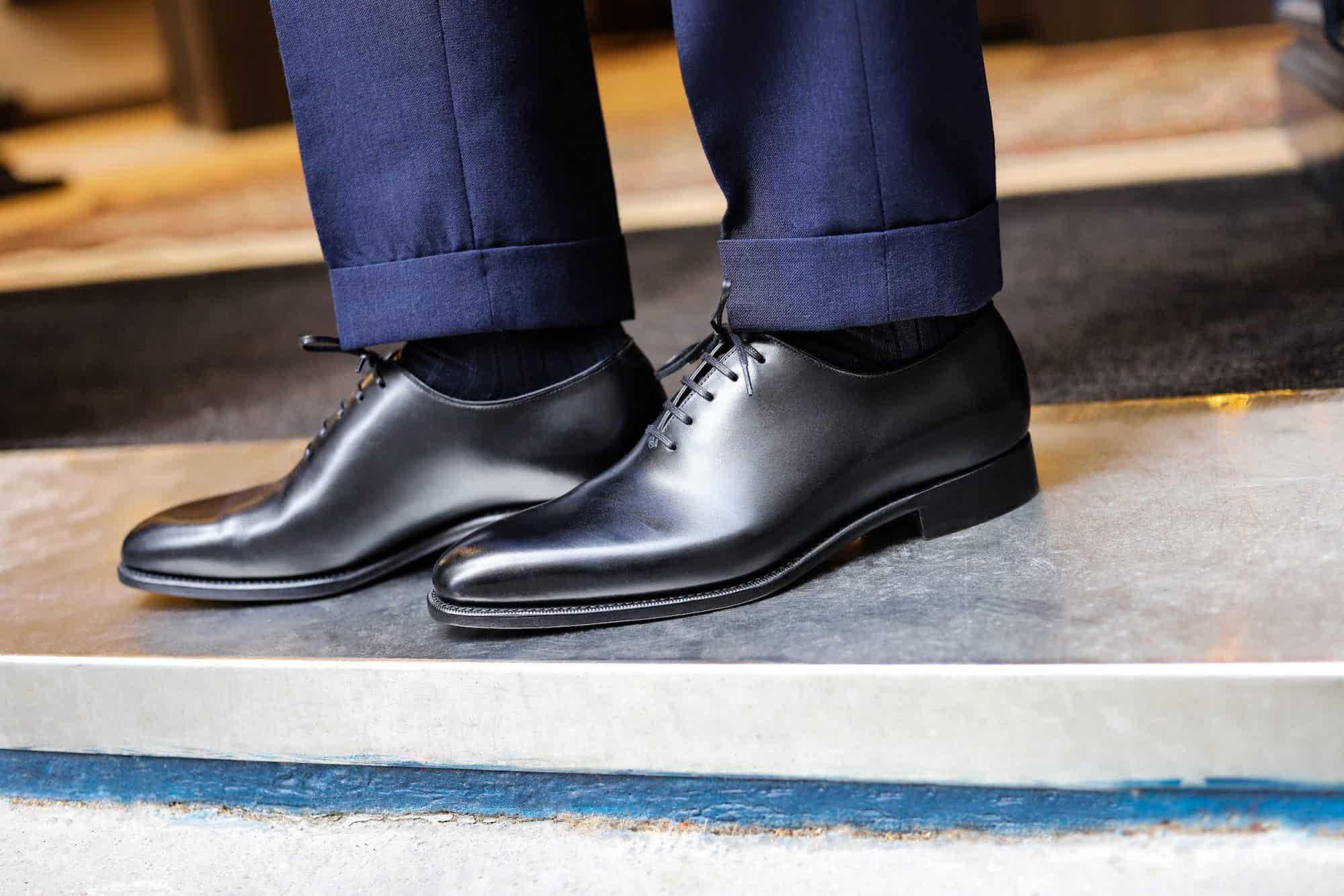 paire de chaussure pour homme mariage