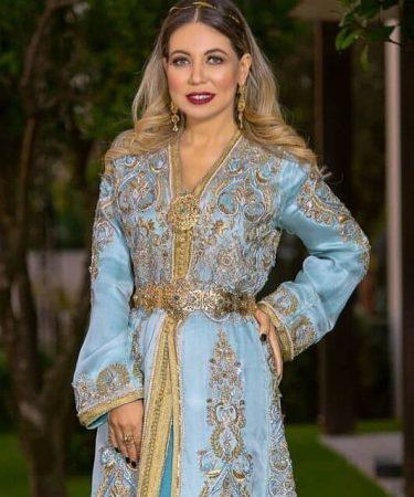 robe caftan marocain